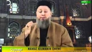 Namaz Kılmamanın CEZASI - Mustafa ÖZŞİMŞEKLER HOCA EFENDİ