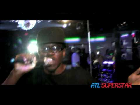 "Young Dameno performing ""Ohh Gee Golly"" Live at Club Fusion for Atlsuperstar"
