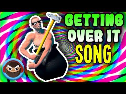 GETTING OVER IT SONG Get Over It  TryHardNinja