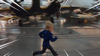 Family Activity: Invading the Air & Space Museum for Tommy's Birthday