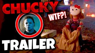 CHUCKY (2021) Trailer + Things You Missed