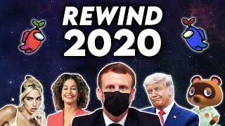 L'année 2020 en une vidéo (spoiler : des frissons) - Rewind 2020