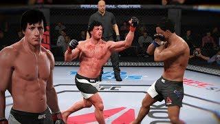 Rocky Balboa Anthology EA Sports UFC 2