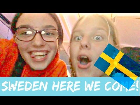 Our trip to Sweden| VLOG! 🇸🇪