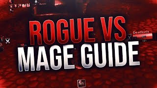 Mage vs. Rogue BfA Dueling Guide!!
