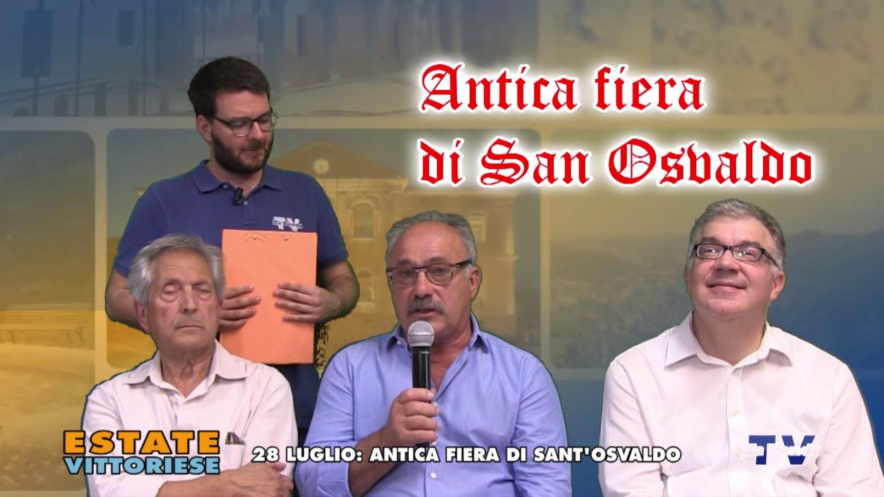 Estate vittoriese - 28 luglio: Palio di Ceneda e fiera di San Osvaldo