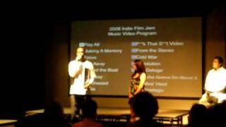 Pras Michel @ Indie Film Jam  2008