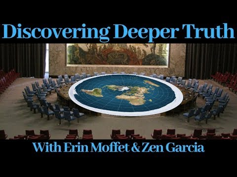 Discovering the Flat Earth With Erin Moffet thumbnail