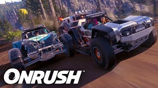 Onrush - The Stampede Is Coming Trailer | PS4 | XBOX