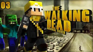 "Minecraft: The Walking Dead - ""Hero"" #3 (The Crafting Dead Server)"