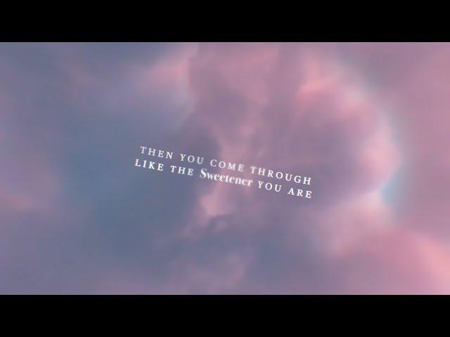 Ariana Grande - sweetener (Lyric Video)