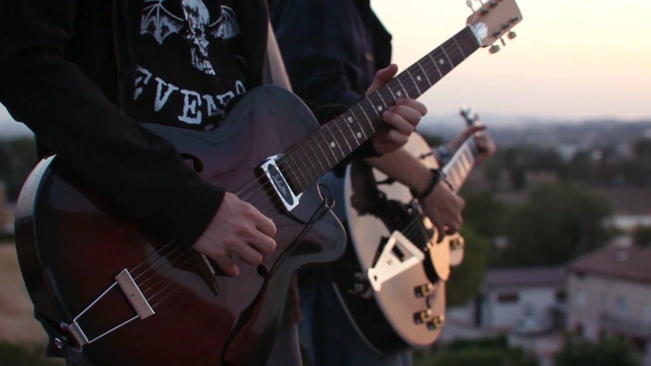 avenged sevenfold nightmare acoustic major cover youtube. Black Bedroom Furniture Sets. Home Design Ideas