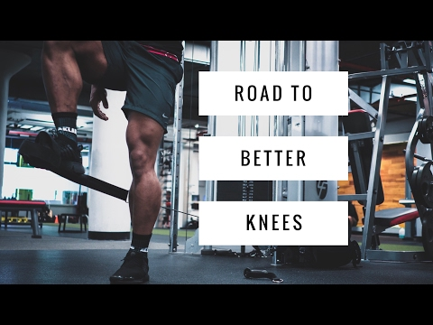 How to get stronger knees | rehabbing jumpers knee