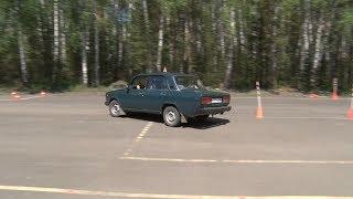 Преподаватели Филиала ТАК соревновались в вождении автомобиля