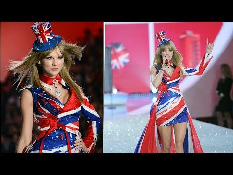 Taylor Swift Announced Dates For UK and Ireland Stadium Tour