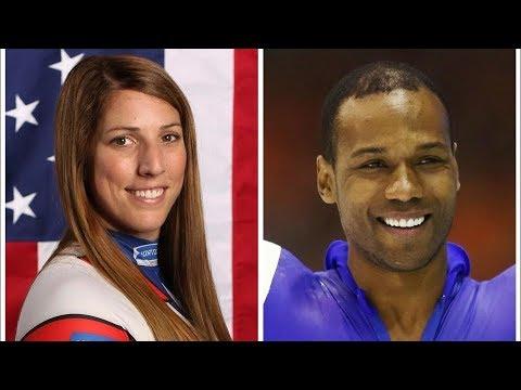 Olympian Shani Davis Says U.S. Flagbearer Decision Was Made 'Dishonorably' | Los Angeles Times