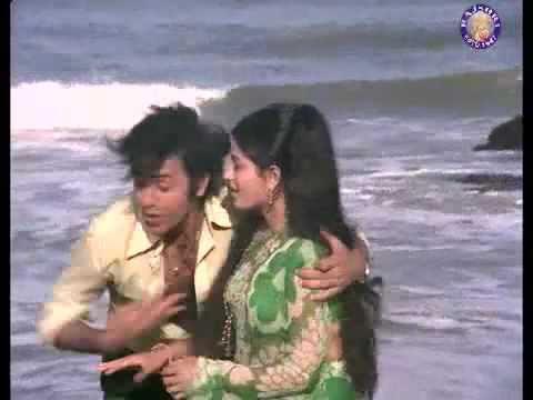Tere Nainon Ke Main - Vinod Mehra   Maushumi Chatterjee - Anuraag.flv