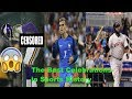Best Baseball  Soccer  and Football Celebrations in Sports History
