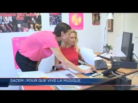 La Sacem fait vivre la musique à Monaco
