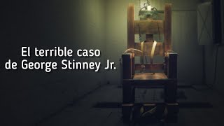 El impactante y terrible caso de George Stinney Jr.