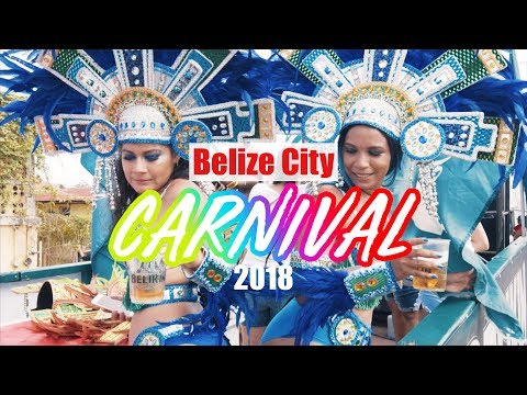 Belize City Carnival 2018