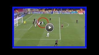 Benevento kalecisi alberto brignoli'den tarihi gol!
