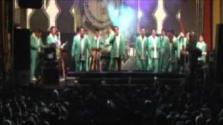 Internacionales Conejos - Tropicumbias 2010 Musica de Guatemala