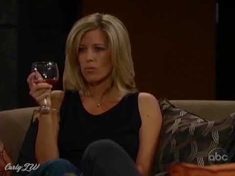 GH: Carly Scenes on 8/3/10