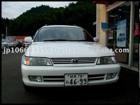 Afición al Toyota Corolla Ae100 y E100 by GADGETASPIRE