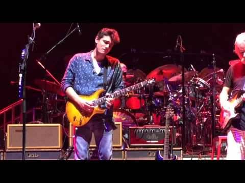 "John Mayer Dead and Company ""I Know You Rider"" Philadelphia, PA 2015"