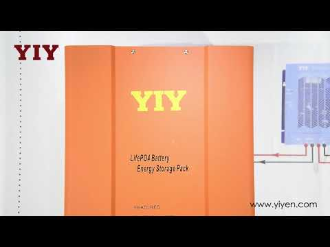 YIY Home Battery - Solar Energy Storage Battery Package - ESS