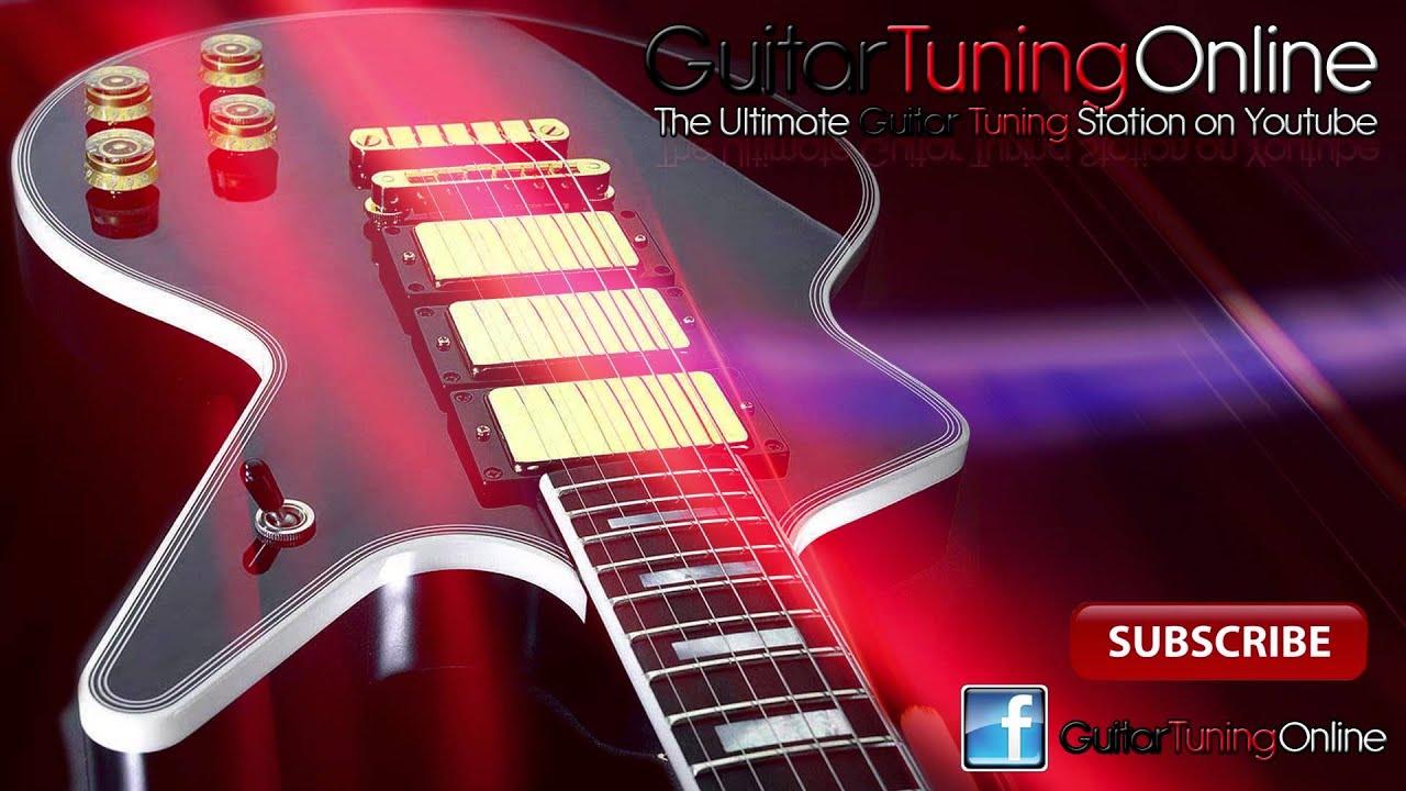 low e string guitar tuning 440 hertz youtube. Black Bedroom Furniture Sets. Home Design Ideas