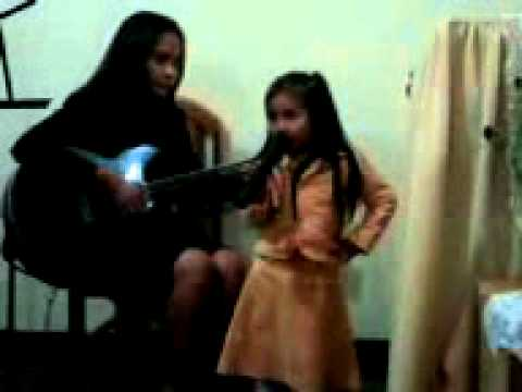 Paola filha do Pr Pablo. AD. sucre.Bo