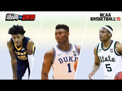 NCAA Basketball 10 & College Hoops 2k8 Updated Rosters Tutorial (Xbox 360)