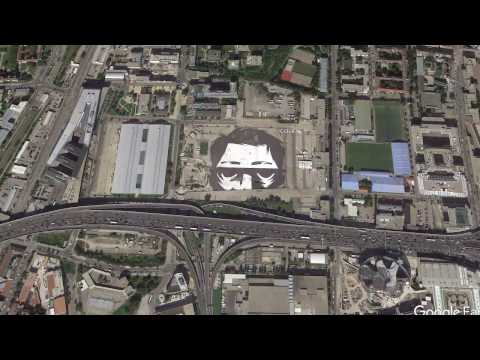 """The Observer - Google Earth Version"" by GOLIF"