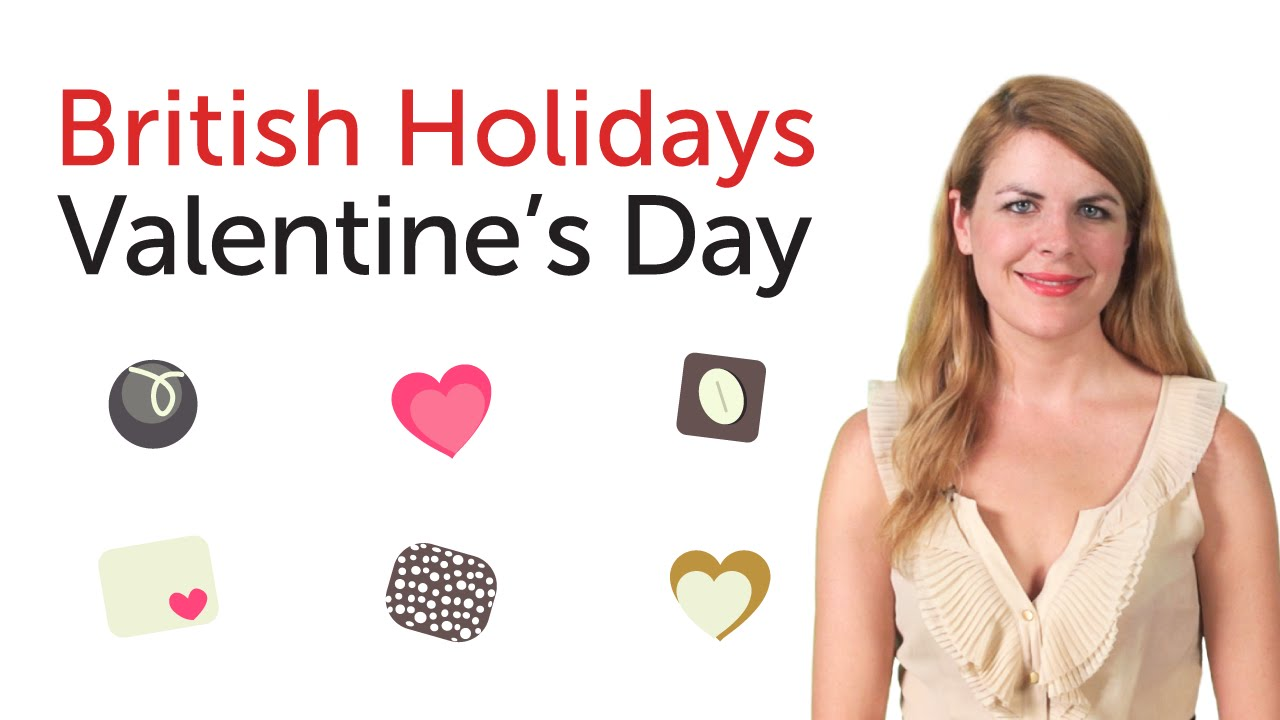 British Holidays Valentine S Day Youtube