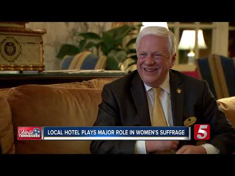 Nashville's Role in Women's Suffrage subject of city-wide book club meeting