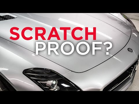 Are ceramic coatings scratch-proof? FAQ's by ESOTERIC!