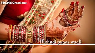 O Mehndi Pyar Wali Hathon Pe Lagao Gi | Tik Tok Famous Song 2019 | Dil Tod Ke Hasti| Faizu love stor