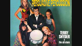 Terry Snyder and the all stars -  Persuasive percussion (1968)  Full vinyl LP