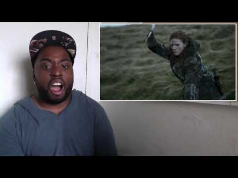 "Game of Thrones REACTION - 3x10 ""Mhysa"" - SEASON FINALE   CATCHING UP"