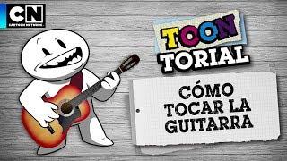 Cómo tocar la guitarra | Toontorial | Cartoon Network