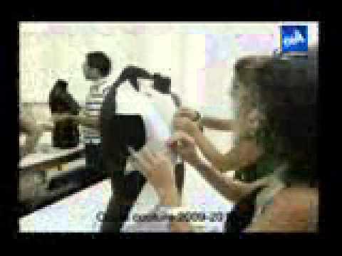 CAMM Fashion School interview osn 3ouyoun Beirut.wmv