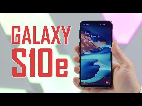 GALAXY S10e - CEL MAI RAPID TELEFON MIC [UNBOXING & REVIEW]