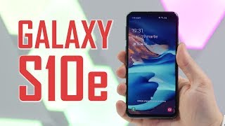 GALAXY S10e - CEL MAI RAPID TELEFON MIC [UNBOXING & REVIEW]