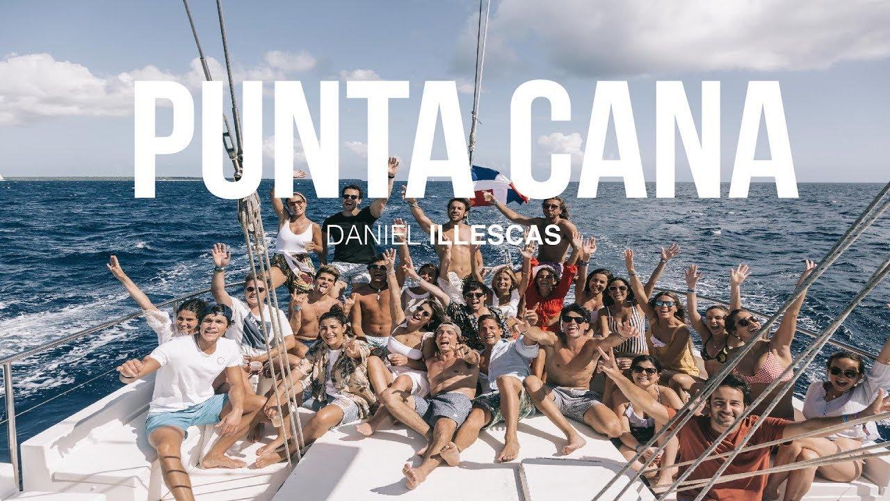 PUNTA CANA with #PUNTACANALLAS   DANIEL ILLESCAS