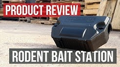 Tamper-Proof Rodent Bait Station: Product Review