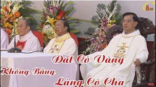 Bài Giảng Tuyệt Hay Trong Thánh Lễ  Mừng Tân Chức Linh Mục Phêrô Trần Duy Thể - Giáo Xứ Nam Thái