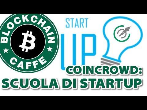 CoinCrowd : la startup per le startup | BlockChain Caffè