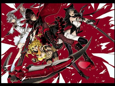 Can&39;t Sit Still  RWBY  AMV